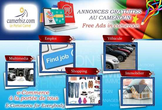 Free classifieds in Cameroon