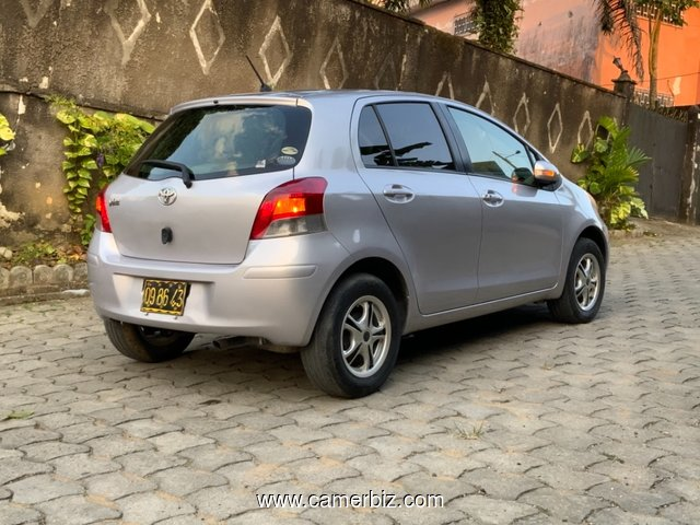 Toyota Yaris 2010 AUTOMATIQUE  - 10014