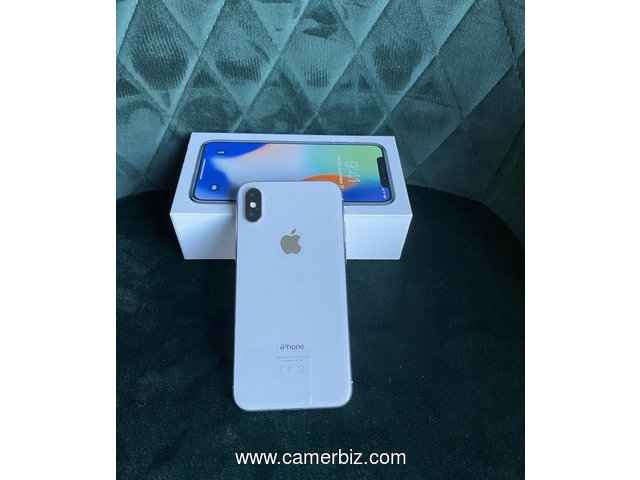 Apple iPhone X (256GB) - 10016