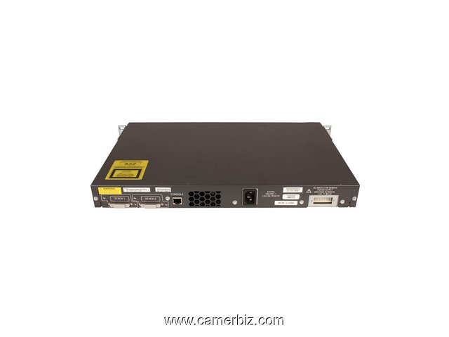 SWITCH CISCO WS-C3750-48PS-S - 10200