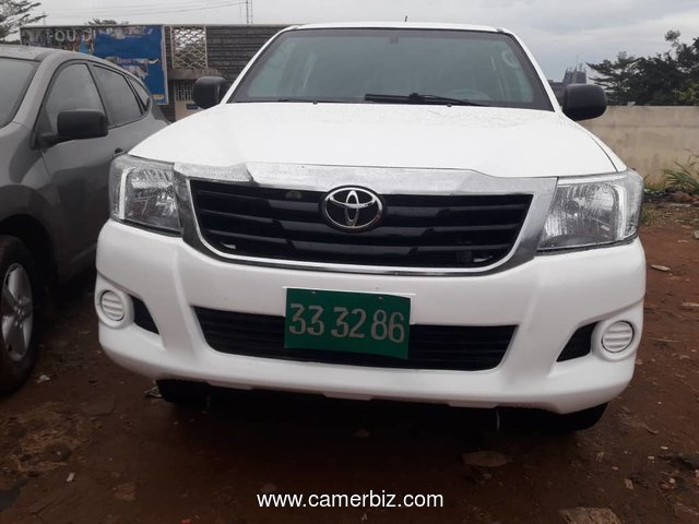 2011 Toyota Hilux for sale - 10245