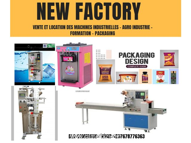 Machine industrielle - 10257