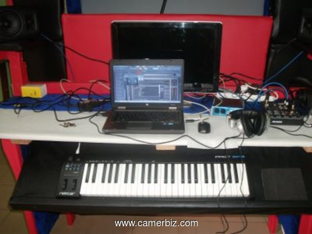 STUDIO D'ENREGISTREMENT AU CAMEROUN - 10294