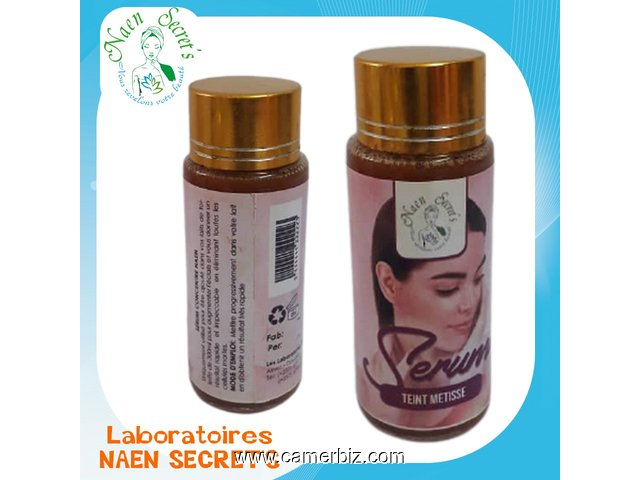 Sérum Naen Secret's 60ml pour teint métisse - 10315