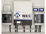 Self-consumption solar kit 12 panels 5kVA with storage - 10362