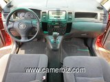 2005 Toyota Corolla Spacio(verso) 7 places 4x4 Full Option à Vendre - 10650