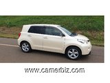 2010 Toyota ist(Urban Cruiser) Full Option à Vendre - 10735