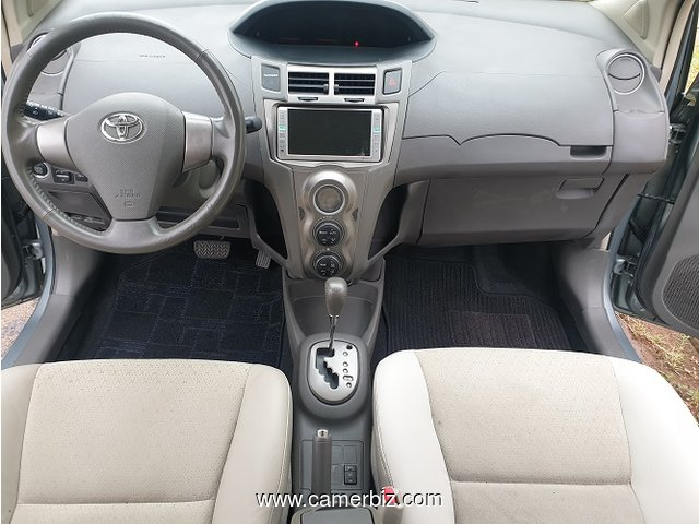 2010 Toyota Yaris Automatique Full Option à Vendre - 10742