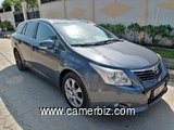 Toyota AVENSIS 2010 Full Option - 10910