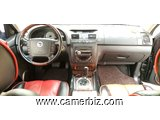 4,500,000FCFA-SSANGYONG REXTON 4X4WD-VERSION 2008-OCCASION BELGIQUE -8PLACES-FULL OPTION - 11047