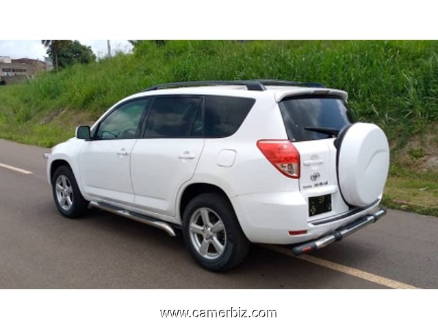 2008 Toyota RAV4 Automatique Full Option à Vendre - 11080
