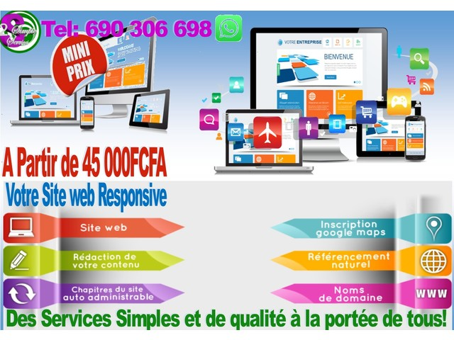 creation de site web - 1258