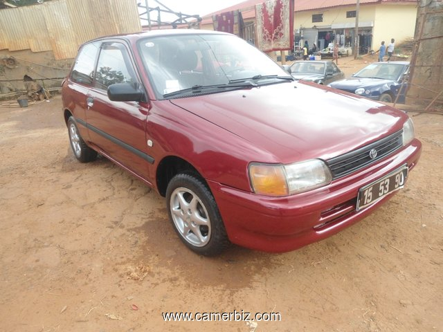 TOYOTA STARLET A YAOUNDE 1700 000F - 1319