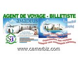 BECOME A TRAVEL AGENT AND OBTAIN IMMIDIATE EMPLOYMENT AT SIIT INSTITUTE OF CAMEROON - 1346