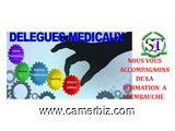 BECOME A MEDICAL DELEGATE IN 9 MONTHS - 1349