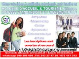 BECOME A PROFESSIONAL WAITRESS AND A BILINGUAL TOURISTC AGENT AT SIIT  CAMEROON - 1351