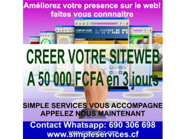 WITH STRATEGIC INSTITUTE OF CAMEROON YOUR BUSINESS MUST CHANGE HAND  WITHIN  3DAYS WITH THE CREATION - 1377