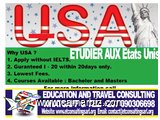 COME AND SEE !!!!!!!STUDY IN USA - 1389