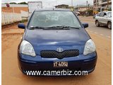 2004 Toyota Yaris Climatisation Automatic Drive For Sale - 1518