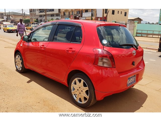 2007 Toyota Yaris Full Option For Sale - Automatic - 1520