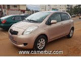 2007 Full Option Toyota Yaris A Vendre Automatique - 1527