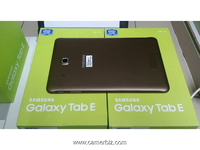 NEUF!!! 2017 Samsung Tablet E ( Avec Sim Card Support) A Vendre - 1528