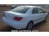 2006 Toyota Corolla 115 Climatisation a Vendre - 1530