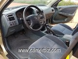 2003 Toyota Avensis Climatisation A Vendre - 1531