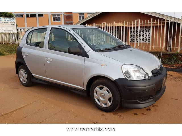 2005 Sport Modele Yaris Automatic Full Option - For Sale - 1533