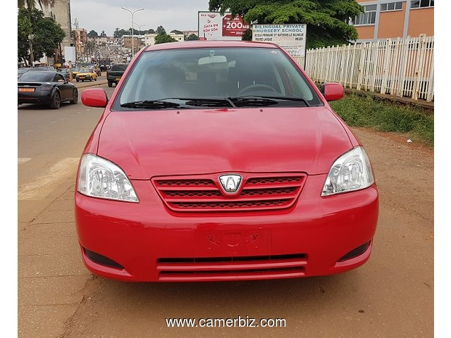 Excellent 2005 Toyota Corolla Runx (Allex) Automatic Drive For Sale - 1534