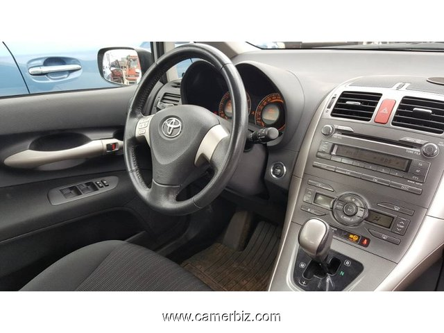 2009 Toyota Auris Full Option A Vendre - 1545