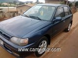 1998 Toyota Starlet 12 Valve Climatisatioon+  4WD A Vendre - 1562