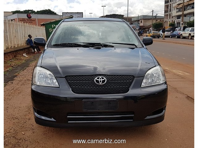 2005 Toyota Corola 115 Climatisation A Vendre - 1579