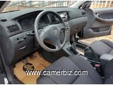 2005 Toyota Corolla 115 Climatisation A Vendre - 1580