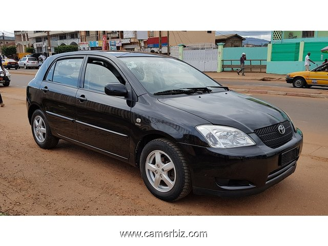 2005 Toyota Corola 115 Climatisation A Vendre - 1596