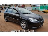2005 Toyota Corola 115 Climatisation A Vendre - 1600