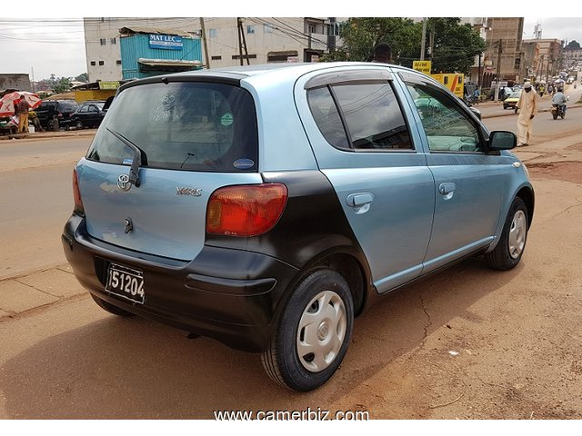 Beautiful 2005 Model Toyota Yaris Automatic For Sale - 1624