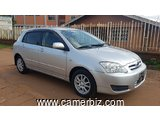 2007 model Toyota Corolla Runx (ALLEX) Automatic For Sale