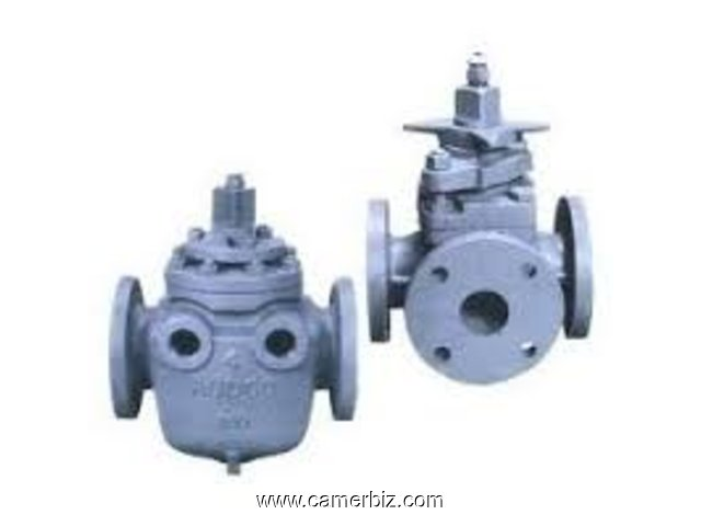 PLUG VALVES SUPPLIERS IN KOLKATA - 1676