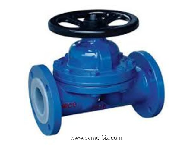 DIAPHRAGM VALVES IN KOLKATA - 1686