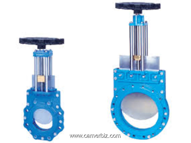 KNIFE EDGE GATE VALVES DEALERS IN KOLKATA - 1696