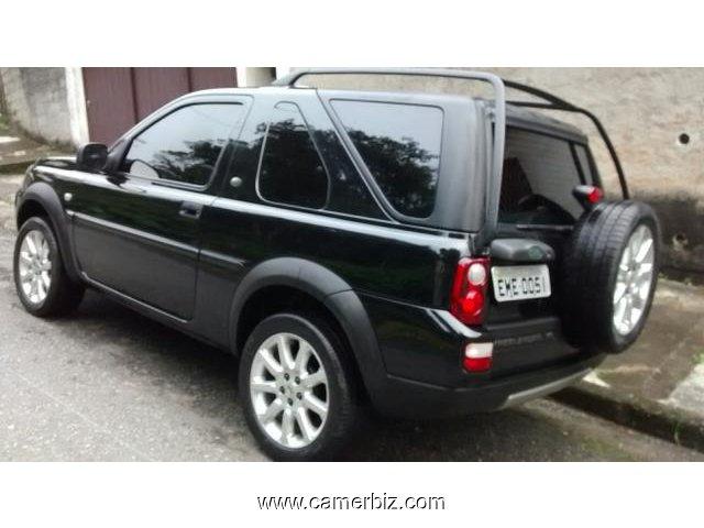 land rover freelander 2005 hse 2 portes voitures yaound. Black Bedroom Furniture Sets. Home Design Ideas