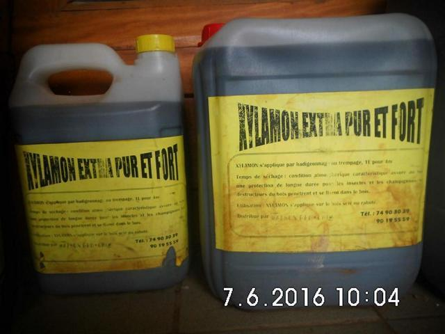 Xylamon extra pur et fort - 177