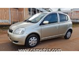 MODELE 2005 TOYOTA YARIS (FULL OPTION) AUTOMATIQUE A VENDRE - 1790