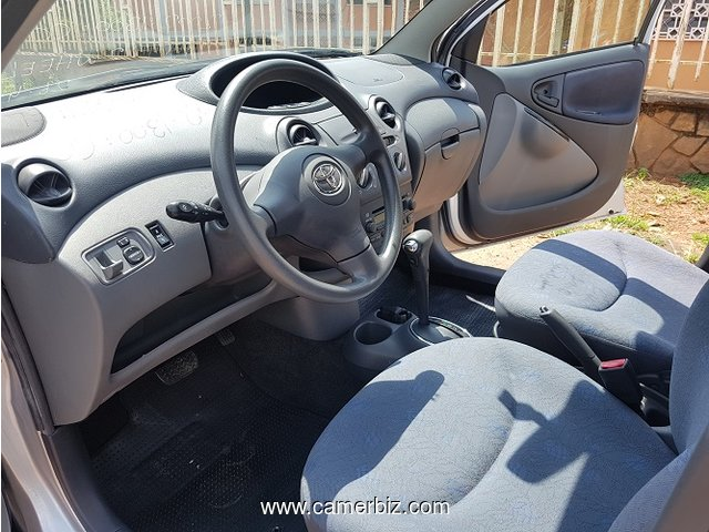 2005 TOYOTA YARIS AUTOMATIQUE CLIMATISEE A VENDRE - 1805