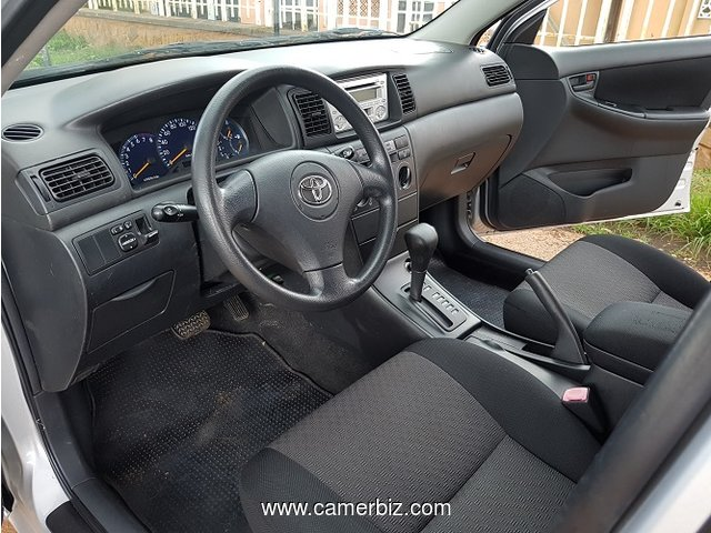 2005 TOYOTA COROLLA RUNX (ALLEX) AUTOMATIQUE FULL OPTION A VENDRE - 1978