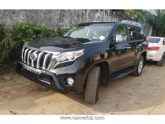 2016 toyota land cruiser prado txl a vendre voitures yaounde cameroun. Black Bedroom Furniture Sets. Home Design Ideas