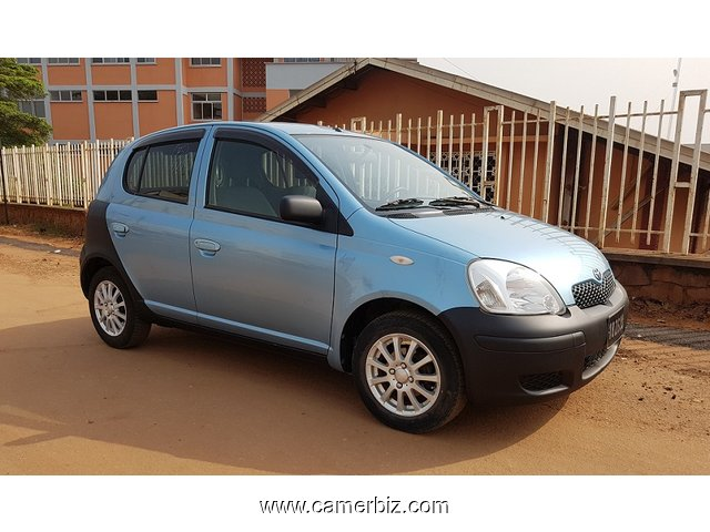 2005 BELLE TOYOTA YARIS FULL OPTION AUTOMATIQUE A VENDRE - 2008