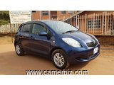 BEAUTIFUL 2007 TOYOTA YARIS AUTOMATIQUE FULL OPTION FOR SALE - 2025