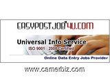 Dream of Genuine Online Job was not Easy Before. - 2033